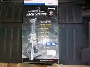 stand box