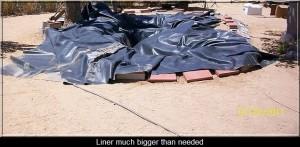 Large liner