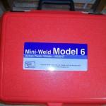 Mini-Weld Model 6 Airless Plastic Welder