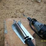 Soldering iron, Dremel tool
