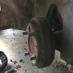 Replacement brake drum