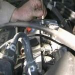 plug removal