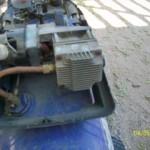 compressor head