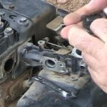 removing the fuel pump