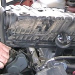 Engine Air Cleaner housing loose